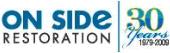 On Side Restoration Logo