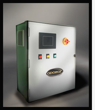 The ODOROX MVP14™ advanced industrial foul-air management system