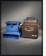 Boss XL3 Hydroxyl generator for mould remediation from mr natural Vancouver