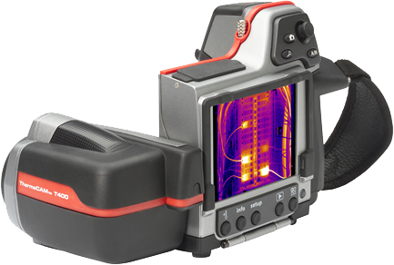 flir mrnatural thermal imagery camera T400 for Vancouver, New Westminster, Burnaby, Richmond