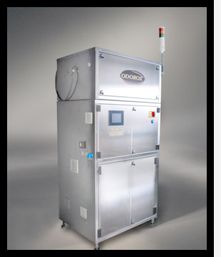 The ODOROX MVP Master VOC Processor product line is the most technologically sophisticated and advanced industrial foul-air management system in the world.