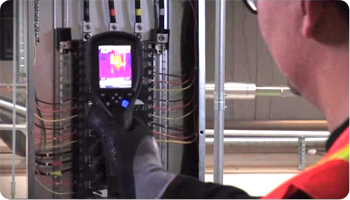 thermal imaging electrical inspection mr natural environmental group