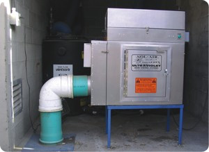 Hydroxyls For Odour Control With Waste Water