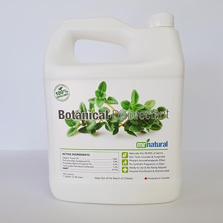 Mr Natural® Botanical Disinfectant 3.78L
